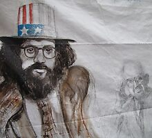 Art Around the Park. East Village NYC Sept 11/12 by John Sunderland