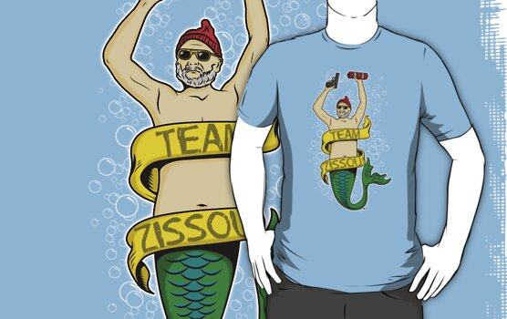 Team Zissou by Tom  Ledin