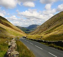 Kirkstone Pass by Paul Bettison