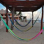 Colorful hammocks by mltrue