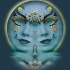 Gemini Full Moon   by Ellanita