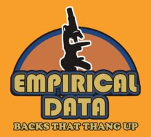 Empirical Data Backs That Thang Up by BeataViscera