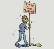 When do we want it? Brains. by Nathan Davis