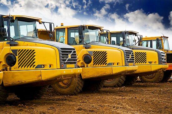 Trucks by Steve Woods