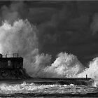 Rough Seas by Ian Snowdon /     www.downtoearthimages.co.uk