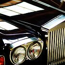 Rolls Royce Silver Shadow  by Adam Jones