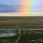 Lake George Rainbow by Geoff Smith