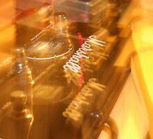 Crazy effects pedal no. 1 by Matt Buckland