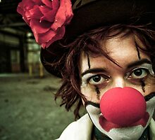 The Clown by Jean M. Laffitau