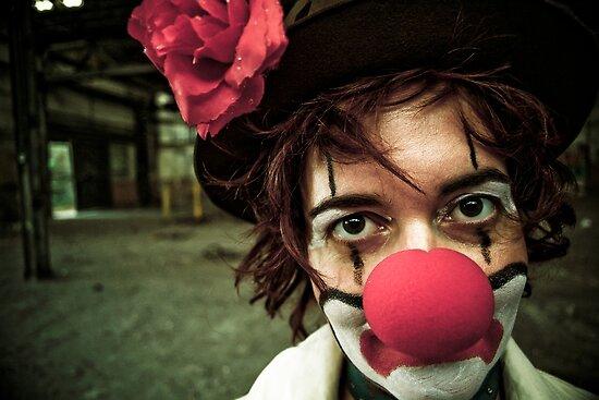 The Clown by Jean M. Laffitau