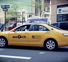Yellow Cab by JLPPhotos