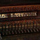 Antique Cash Register by elasita