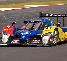 Team Oreca Matmut Peugeot by Willie Jackson