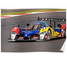 Team Oreca Matmut Peugeot Poster