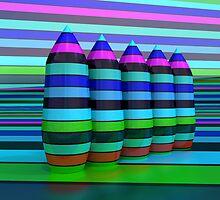 Colour Bombs by mxsara