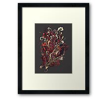 Guts, Glorious Guts Framed Print