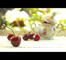 life is just a bowl of cherries by biggreeneyes