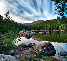 Bear Lake by Paul  Threlkel