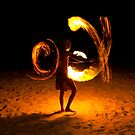 Playing with fire (3) by Laurent Hunziker