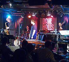 Dave Halls Jazz Band, Basement, Sydney by TonyCrehan