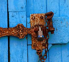 Under Lock and Key by photojeanic