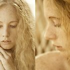 Xaina Diptych 1 by MarkBigelow