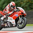 Ducati at Brand Hatch by SparkyHew
