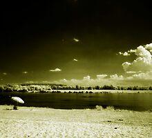 Suchdol Beach by Ethem Kelleci
