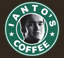 Ianto's Coffee T-Shirt