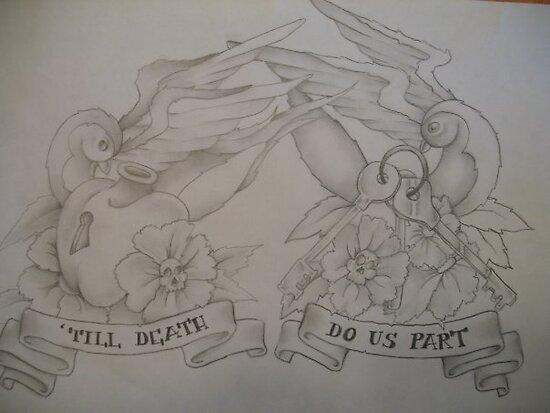 Gary Goza II › Portfolio › Til Death Do Us Part