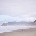 Beach Daze - Cannon Beach, OR by Nick Mann