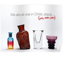1 In Christ Poster