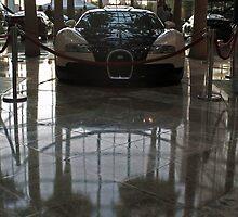 Bugatti Veyron    by FoodMaster