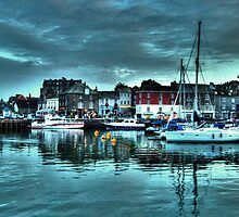 Boats & Harbours by Rob Hawkins