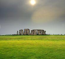 Stonehenge by Catherine Ames