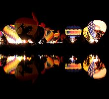 Lakefront - Colorado Springs Balloon Classic by Limajo