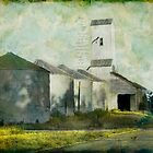 Grain Elevator by JulieLegg