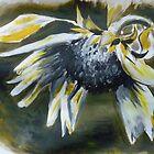 Helianthus. by Lianne Oost