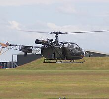 Sud-Est SE.3130 Alouette AH.2 XR379 by Rees Adams