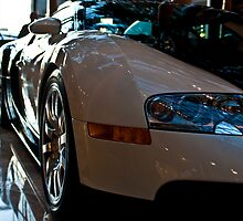 Bugatti Veyron   (Side) by FoodMaster