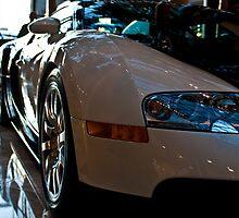 Bugatti Veyron   (Side) by FoodMaster