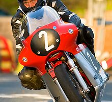 Alan Oversby by Northline