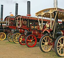Showman's Engines by RedHillDigital