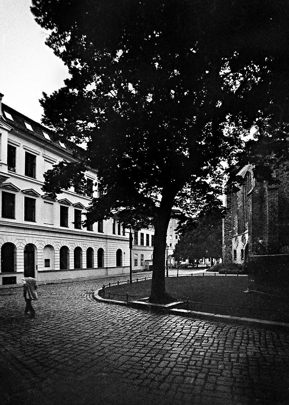 Nikolaikirchplatz by Markus Mayer