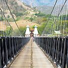 WEST BRIDGE ( PUENTE DE OCCIDENTE) by Esperanza Gallego