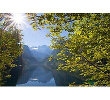 Fall Light Photographic Print