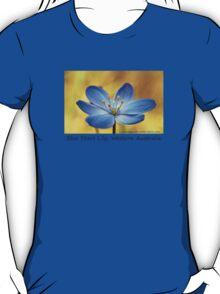 Blue Stars Lily T-Shirt