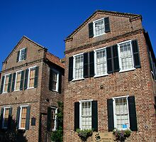 Charleston Home by Wendy Mogul