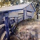 Old Shearing Shed by Joe Cartwright