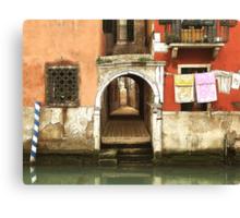 Venice - Arch Canvas Print